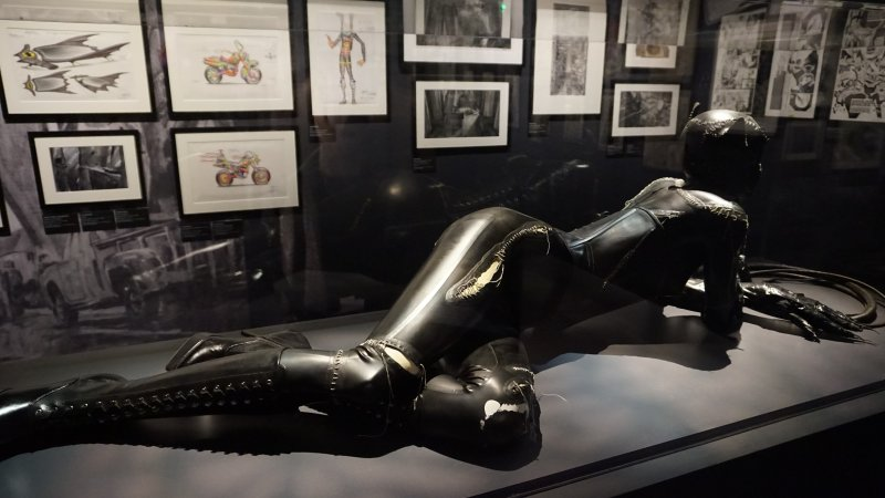 l'art de Dc exposition art ludique musee1612