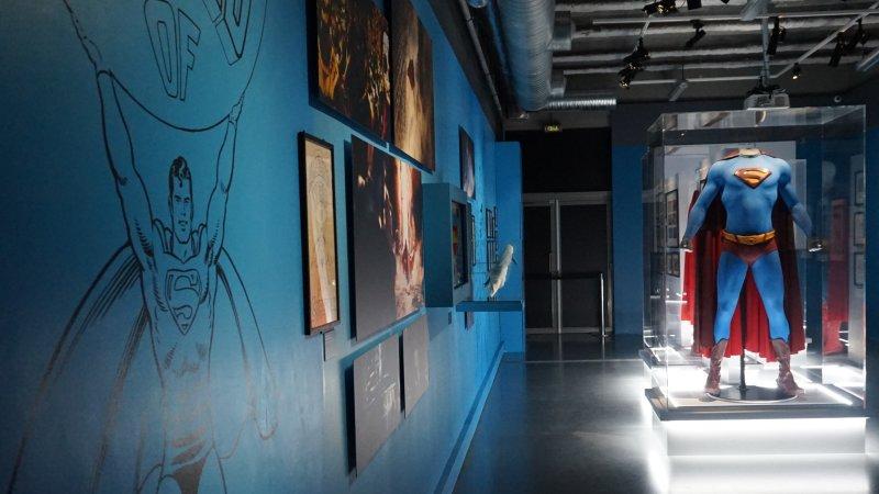 l'art de Dc exposition art ludique musee8
