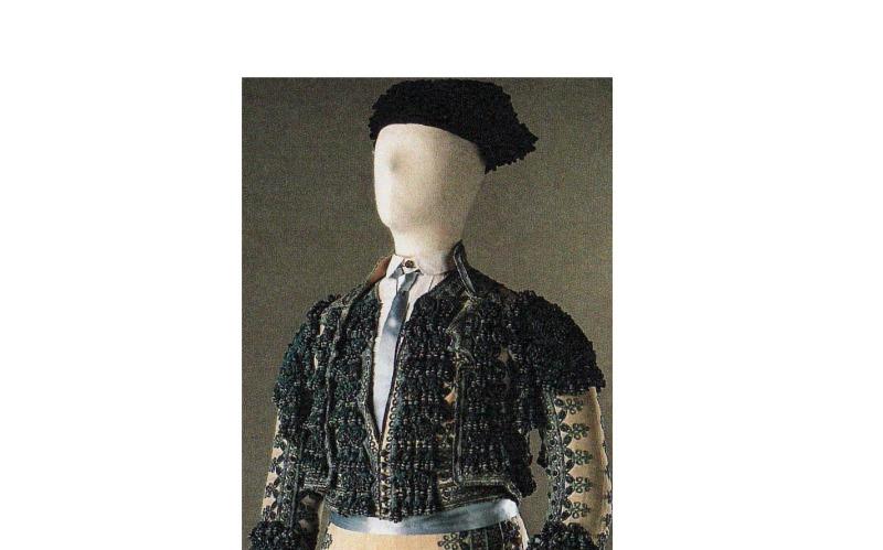 Costumes espagnols entre ombre et lumière - 21/06/17 - 24/09/17 - Maison Victor Hugo