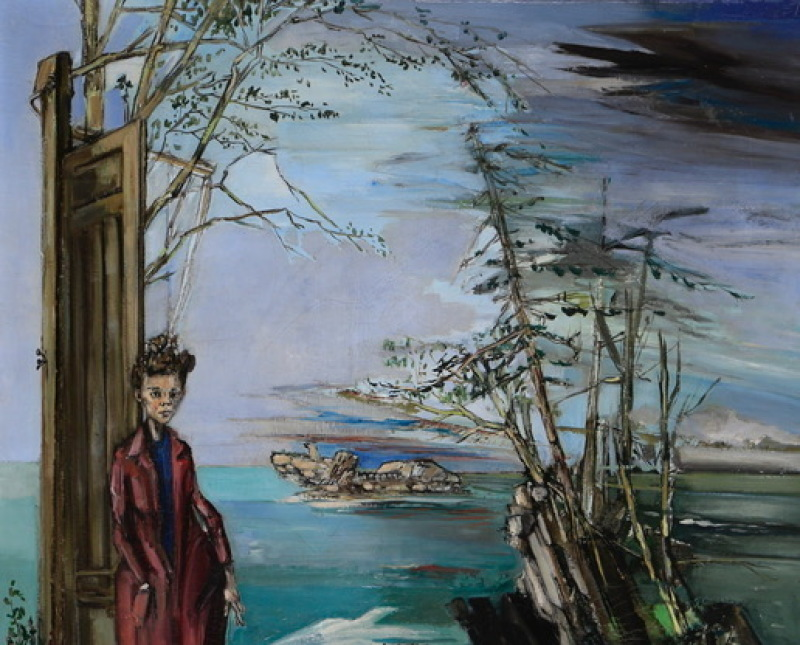 Mélancolie, 1941,Gruber