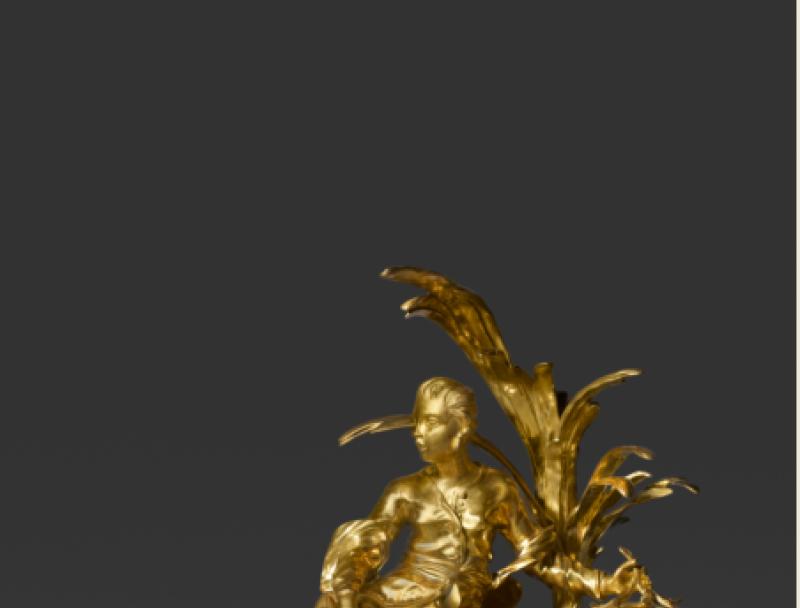Pendule « à la Turque », Antoine Galland, ExtraORdinaire, Galerie Wanecq