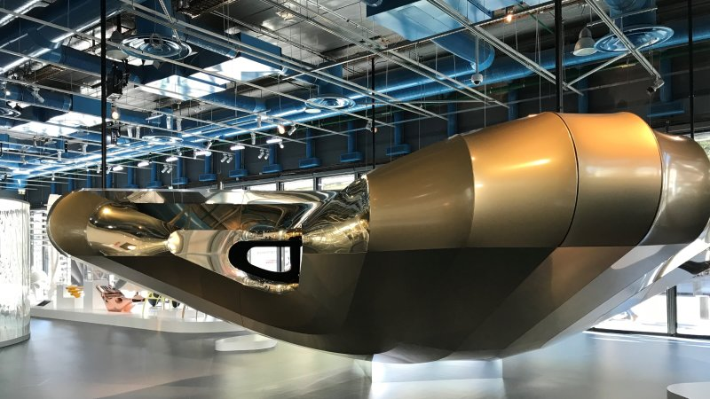 Ross Lovegrove convergence pompidou expo 74