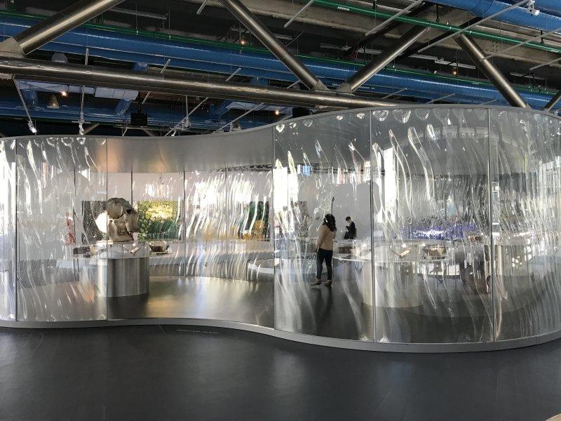 Ross Lovegrove convergence pompidou expo71