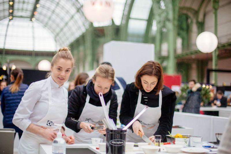 Taste of Paris au Grand Palais du 18 au 21 mai 2017
