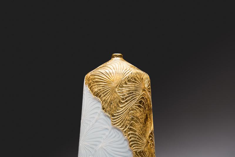 Vase Kasvu, Armelle Bouchet O'Neill, ExtraORdinaire, Galerie Carole Decombe
