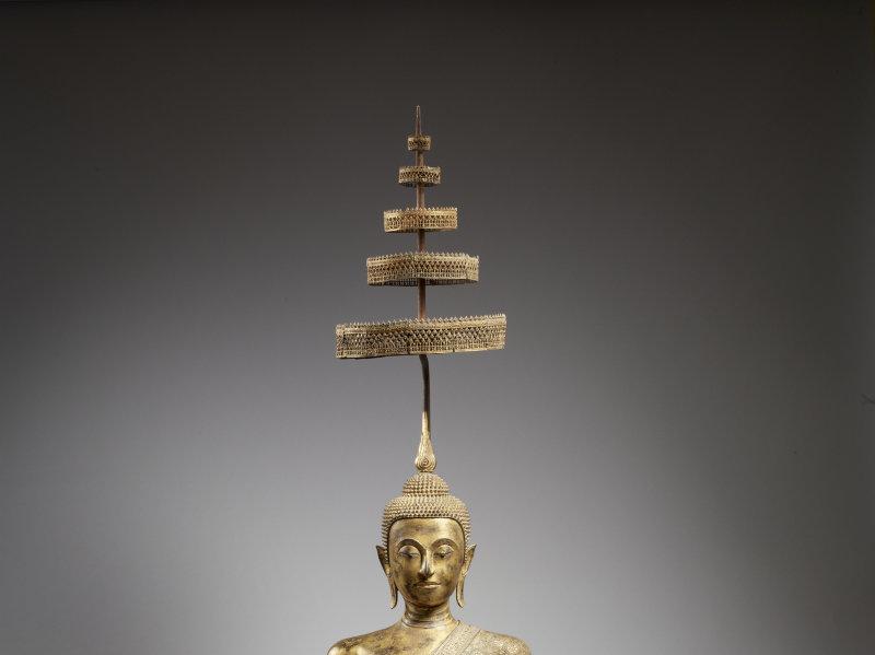Paris, musée Guimet - musée national des Arts asiatiques. MA12307.