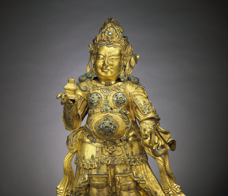 Paris, musée Guimet - musée national des Arts asiatiques. MA4963.