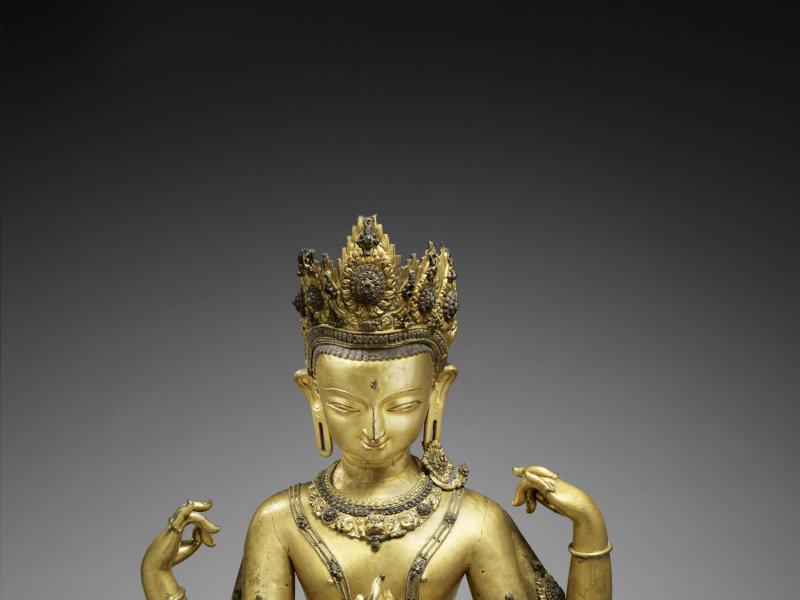 Paris, musée Guimet - musée national des Arts asiatiques. MA12493.