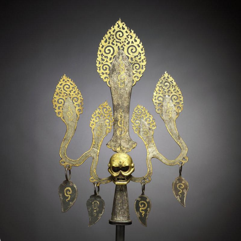 Paris, musée Guimet - musée national des Arts asiatiques. MA5918.