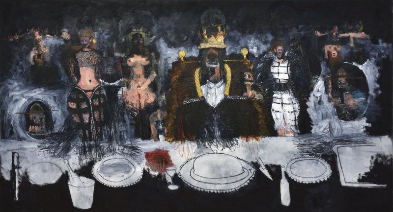 Pierre Aghaikian, Mastermind, 2015 - Courtesy Galerie Isabelle Gounod, Paris ©RebaccaFanuele, Expointhecity