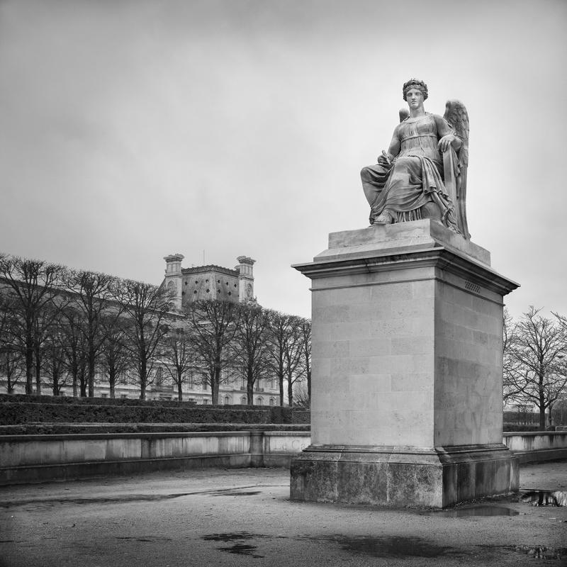 Expo Jolie Capitale - Galerie Hegoa - Roland Thibault - Allegory of history - 2015