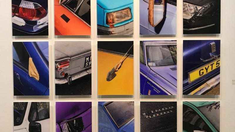Exposition Autophoto Fondation Cartier pour l'Art Contemporain 05