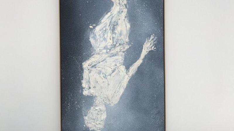 exposition Georg Baselitz galerie Ropac Pantin 11