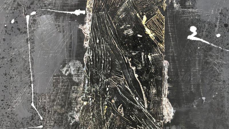 exposition Georg Baselitz galerie Ropac Pantin 8