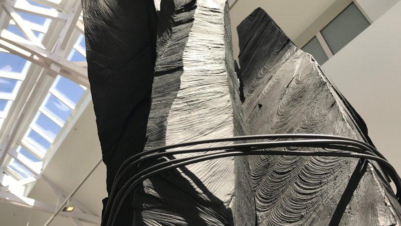 exposition Georg Baselitz galerie Ropac Pantin 87