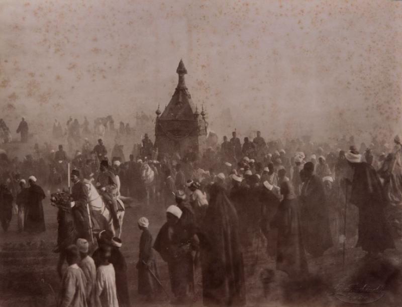 Exposition Le Caire sur le vif - Photographe Facchinelli 1875-1895 (5)