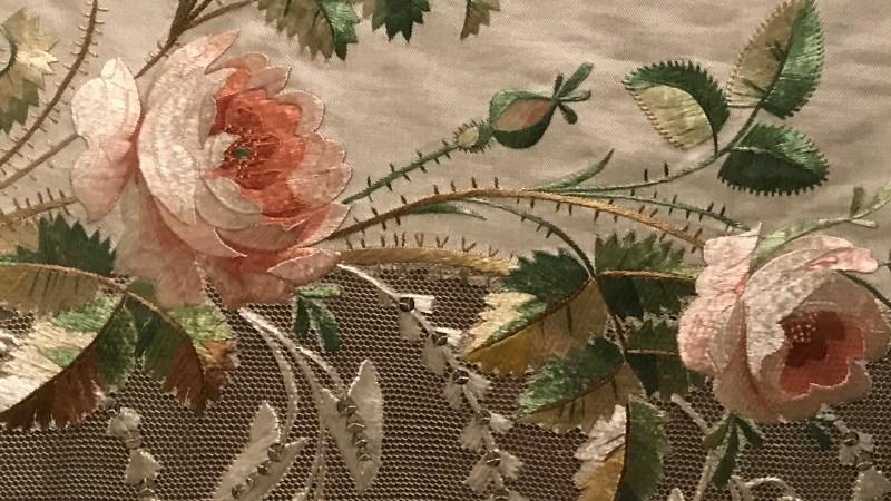 Exposition Pierre-Joseph Redoute le pouvoir des fleurs musee de la Vie Romantique Paris_1901
