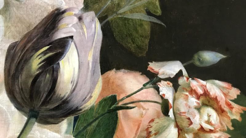 Exposition Pierre-Joseph Redoute le pouvoir des fleurs musee de la Vie Romantique Paris_1921