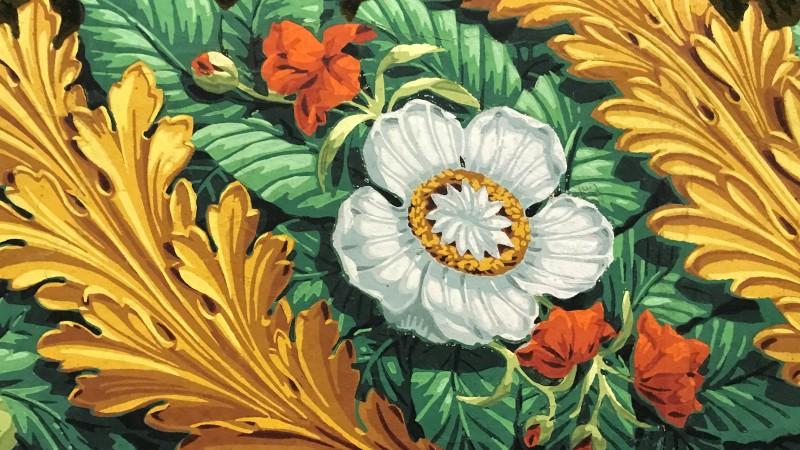 Exposition Pierre-Joseph Redoute le pouvoir des fleurs musee de la Vie Romantique Paris_1926