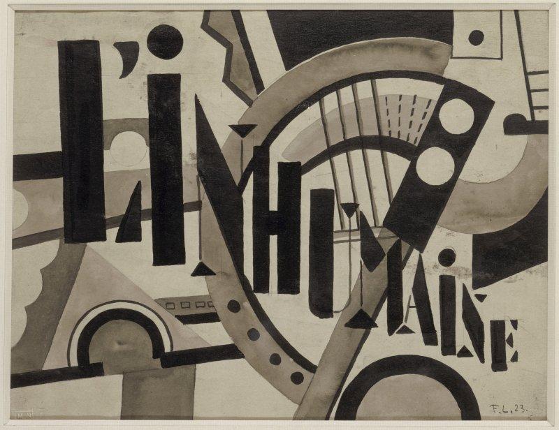 Photo © RMN-Grand Palais (musée Fernand Léger) / Gérard Blot © ADAGP, Paris, 2017