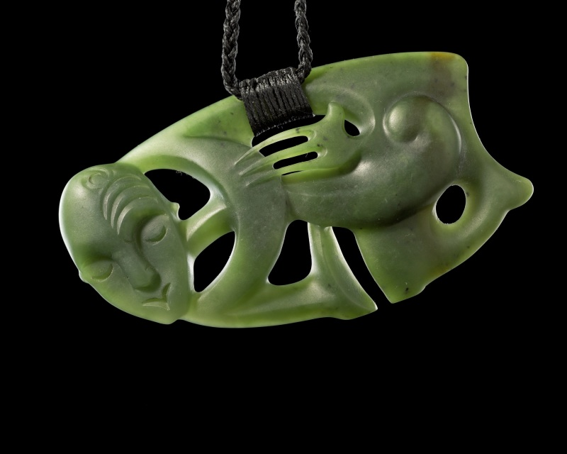© Kura Pounamu marketing images Te Papa