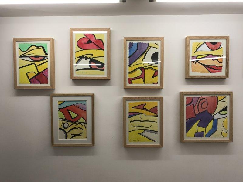 Ma Collection d'art urbain - Galerie Brugier Regail Paris 2