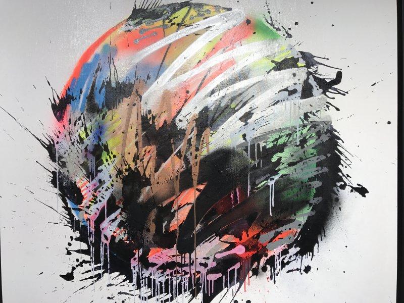 Ma Collection d'art urbain - Galerie Brugier Regail Paris 45