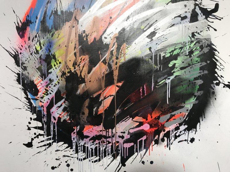 Ma Collection d'art urbain - Galerie Brugier Regail Paris 48