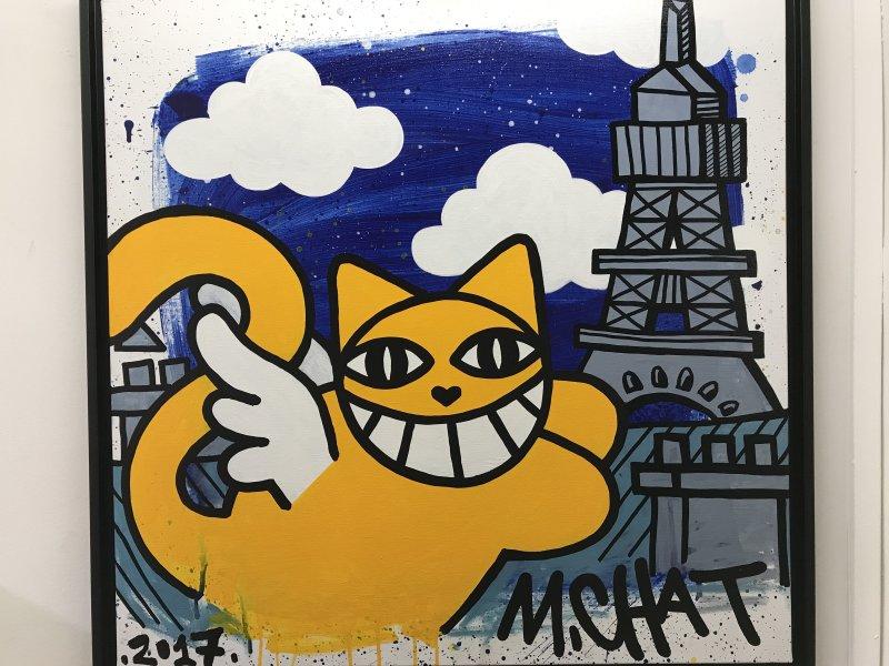 Ma Collection d'art urbain - Galerie Brugier Regail Paris 51