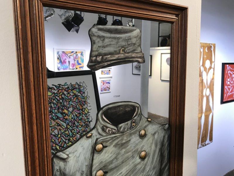Ma Collection d'art urbain - Galerie Brugier Regail Paris 79