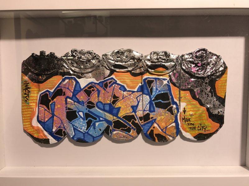Ma Collection d'art urbain - Galerie Brugier Regail Paris8