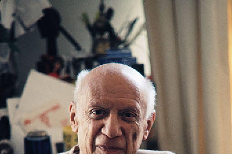 Notre-Dame-de-Vie, Mougins, 1971. Picasso sans cliché, Musée Picasso