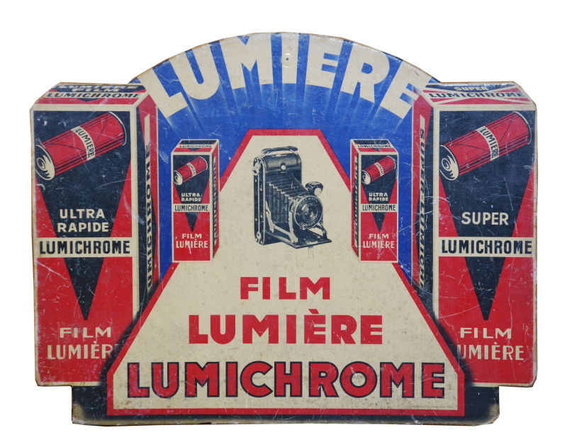 © Collection Institut Lumiere