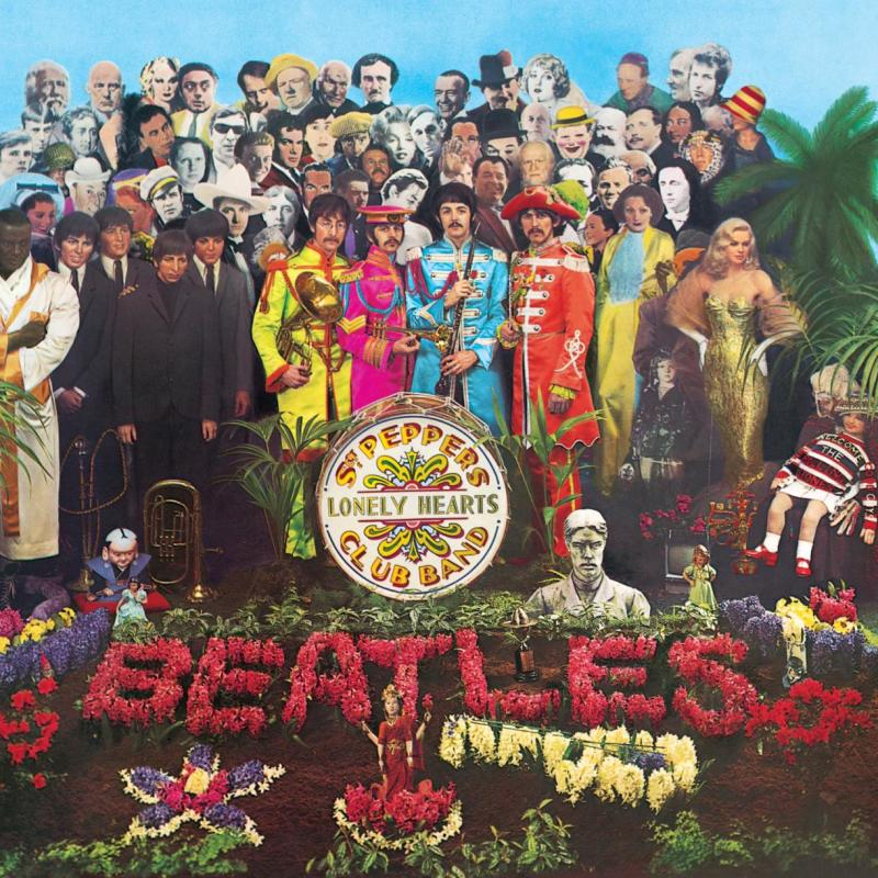 Sgt. Pepper's Lonely Hearts Club Band, The Beatles, 1967, Sgt Pepper's Experience, Maison de la Radio