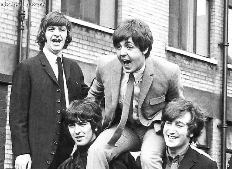 The Beatles, Sgt Pepper's Experience, Maison de la Radio