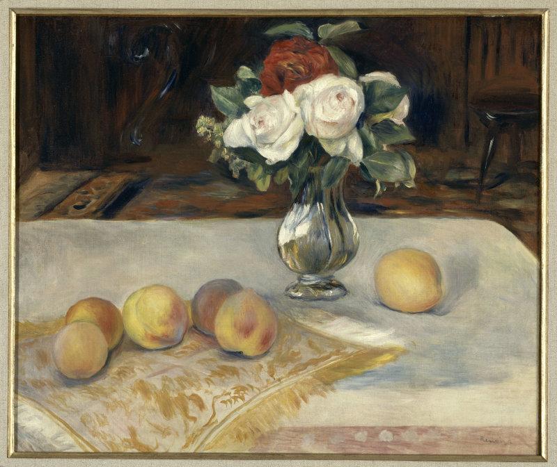 Renoir Auguste (1841-1919). Paris, musée d'Orsay. RF1974-5.