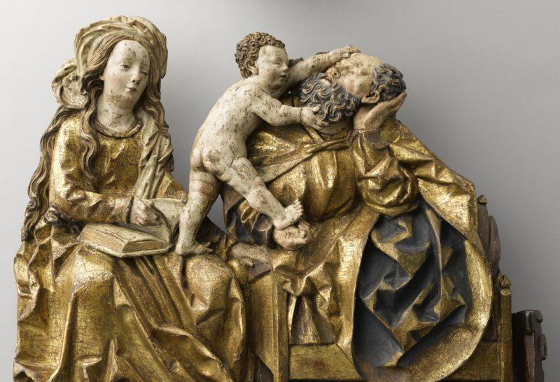 Paris, musée de Cluny - musée national du Moyen Âge. CL15390.