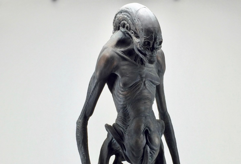 Alien, Carot-Jeunet, Halle Saint Pierre