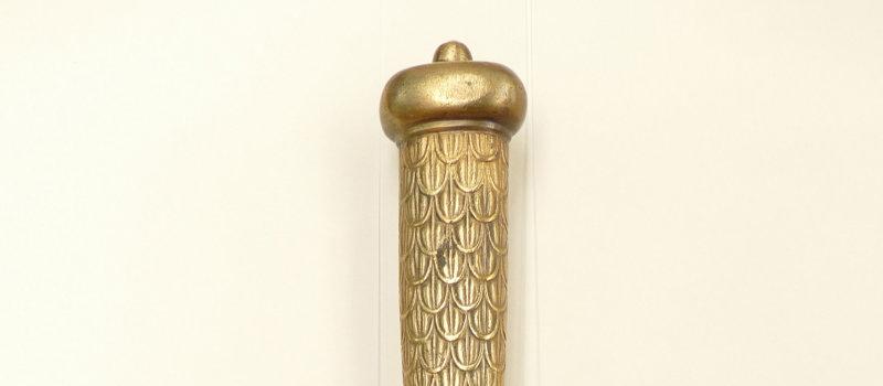 glaive Ecole de Mars 1794 Musée Mandet