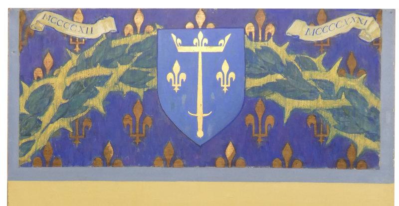 GUILLONET O.D.V Jeanne d'Arc Musée Mandet