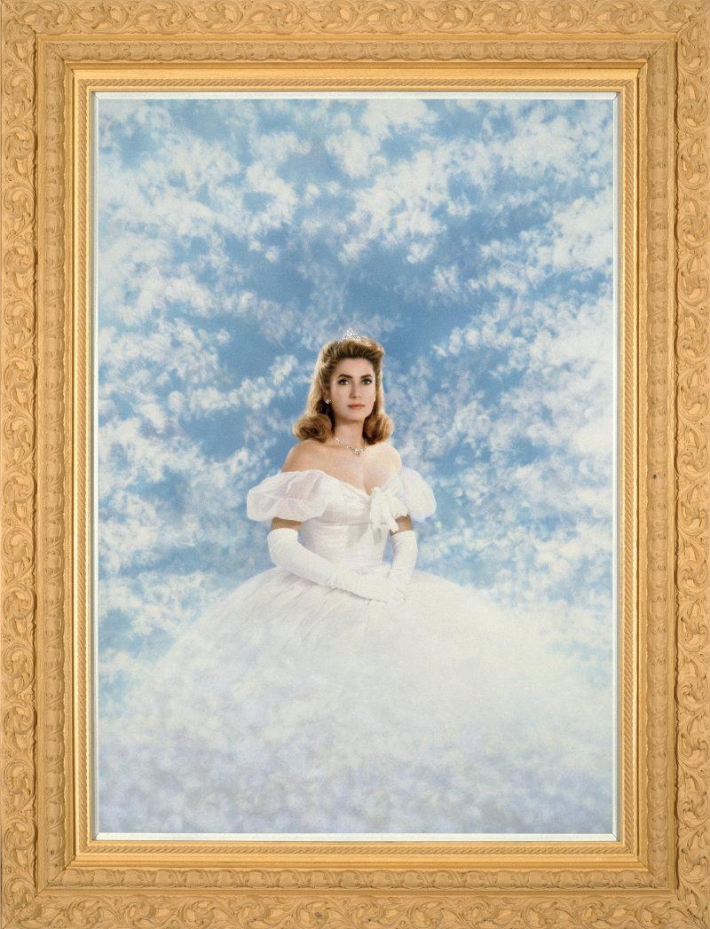 6. La Reine Blanche (Catherine Deneuve), 1991, Olbricht Collection (c) Pierre et Gilles