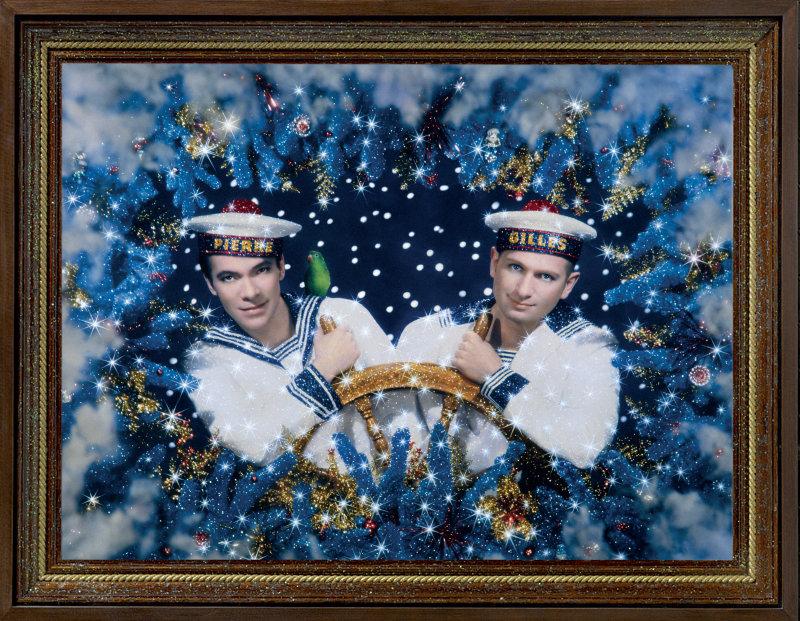 7. Les Deux Marins, Autoportrait (Pierre et Gilles), 1993, Museum of Fine Arts, Houston (c) Pierre et Gilles