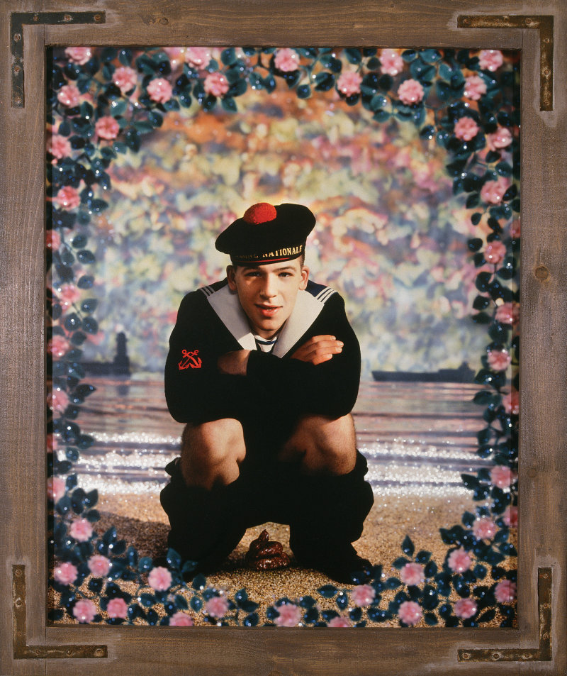 9. Le Petit Matelot (Wilfried Dufour), 1997, Sammlung H.-R. Heinemann (c) Pierre et Gilles