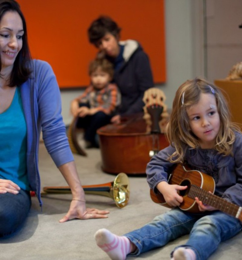 Atelier enfants, Philharmonie de Paris, expo in the city