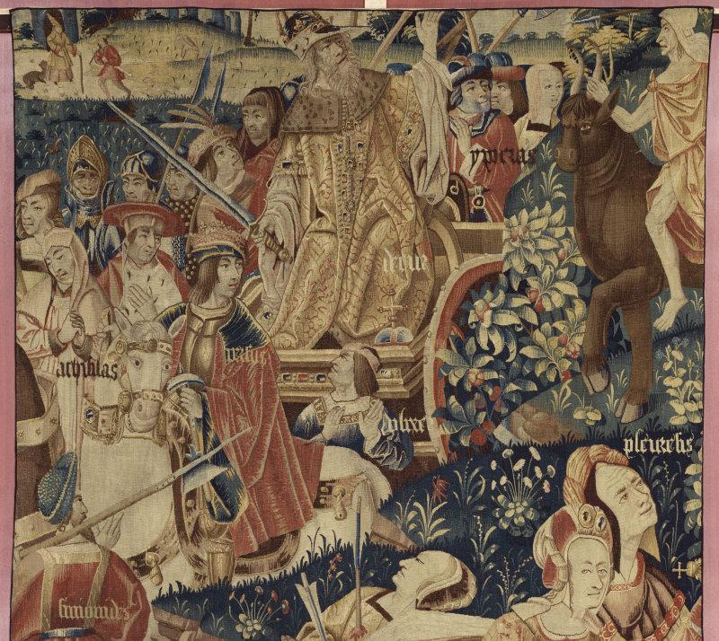 Paris, musée de Cluny - musée national du Moyen Âge. CL14337.