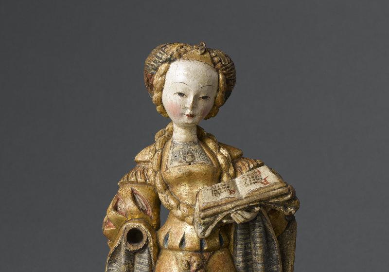 Paris, musée de Cluny - musée national du Moyen Âge. CL15367.