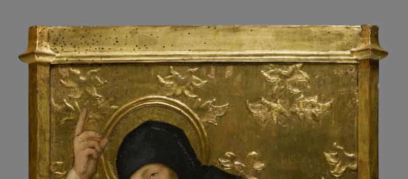 Lonhy Antoine de (actif en 1446-vers 1490). Paris, musée de Cluny - musée national du Moyen Âge. CL23878.