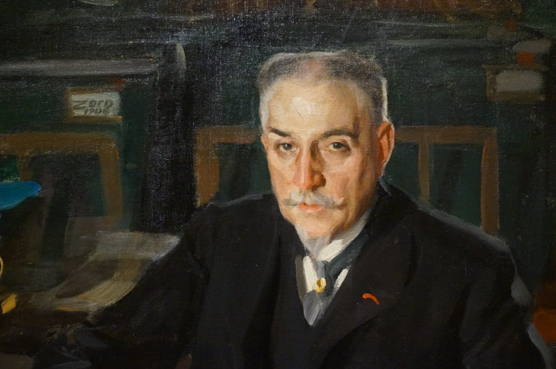 DSC01612 Anders Zorn, Alfred Beurdeley, 1906 - Exposition Anders Zorn au Petit Palais