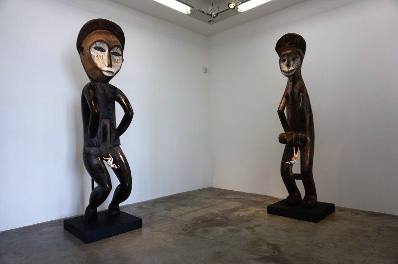 Expo Xu Zhen - Galerie Perrotin DSC01838
