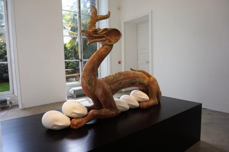 Expo Xu Zhen - Galerie Perrotin DSC01848